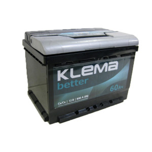 Klema Better 6СТ-60 Аз(AзЕ) 600A