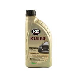 K2 KULER -35C 1L GREEN, антифриз зелений