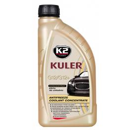 K2 KULER -35C 1L RED, антифриз червоний
